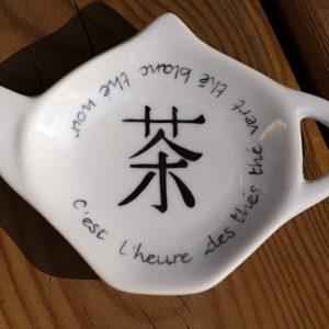 Coupelle à thé 13 €