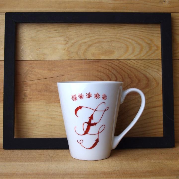 Duo de mugs pour un mariage 45 €