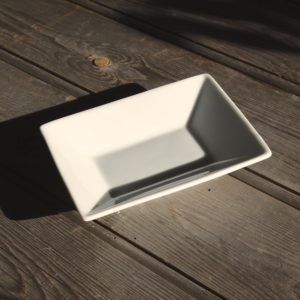 idée de support en porcelaine porte savon
